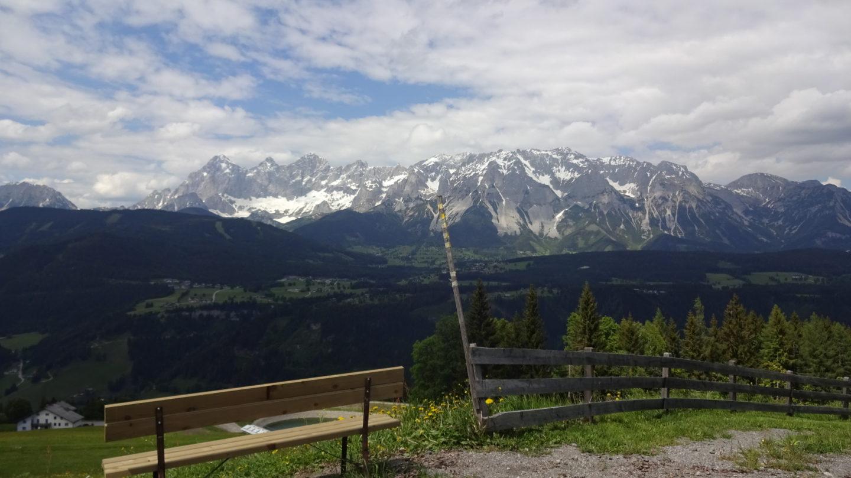 Ein Tag am Dachstein in Schladming - Plötzlich ist Winter mitten im Sommer!