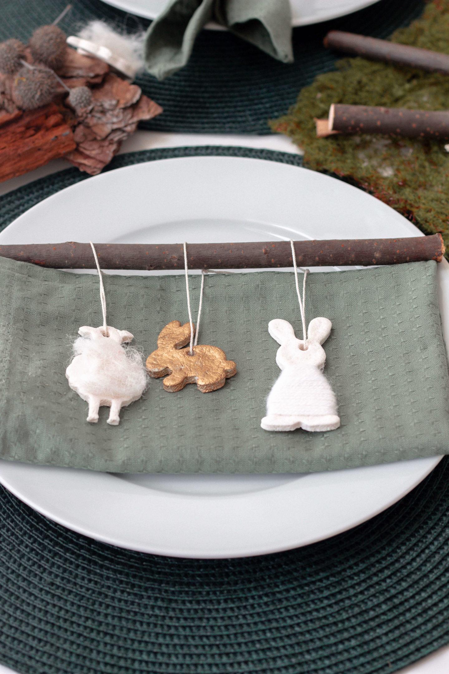 Ostern Salzteig DIY-Ostern 2020-Tischdeko-Dein Homespa- Food & Wohlfühlblog aus dem Mostviertel